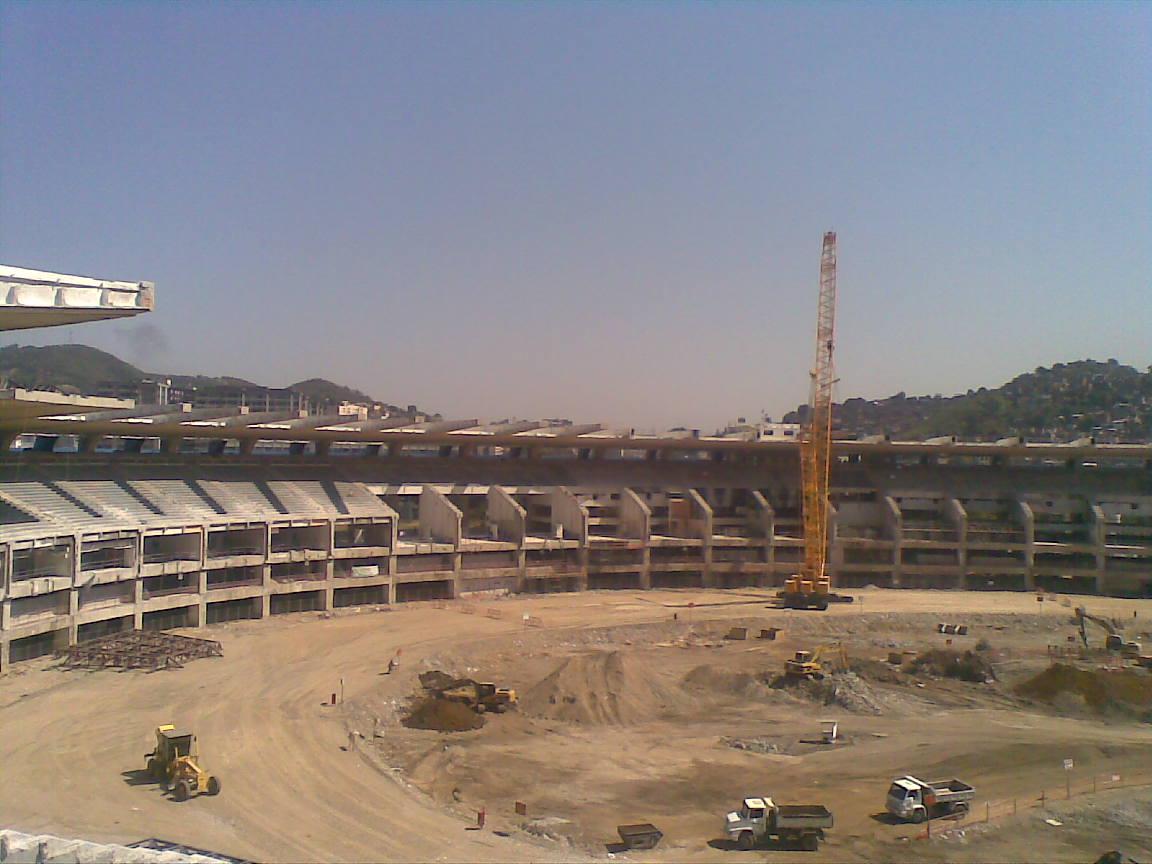 Maracana stadium brazil