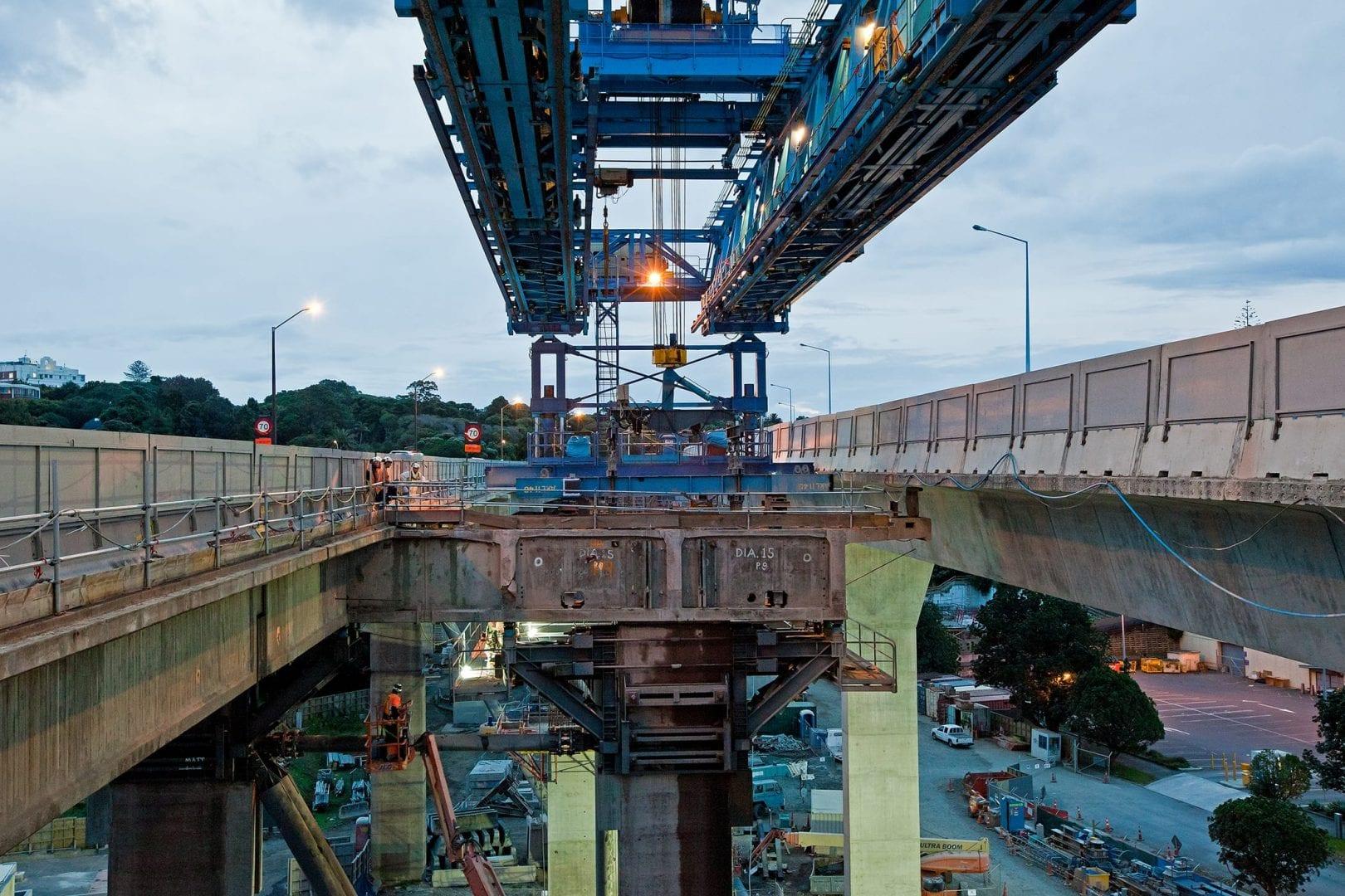 concrete bridge replacement