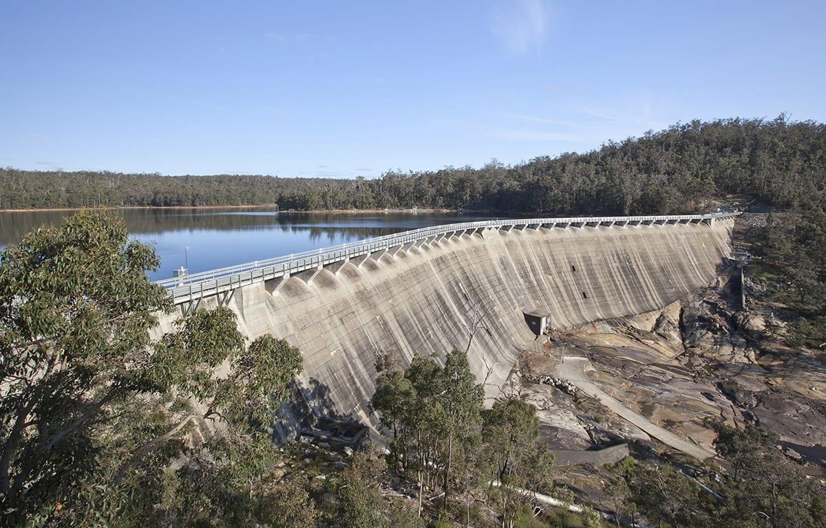 concrete dam removal